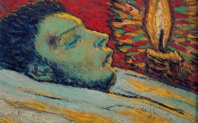 Picasso Blue and Pink, in Paris