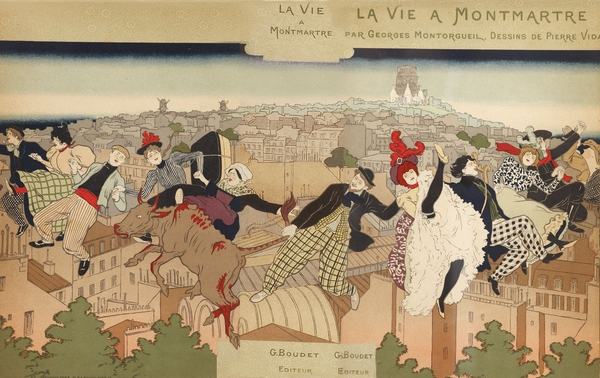 Toulouse-Lautrec and New Technology