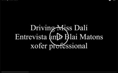 Driving Miss Dalí