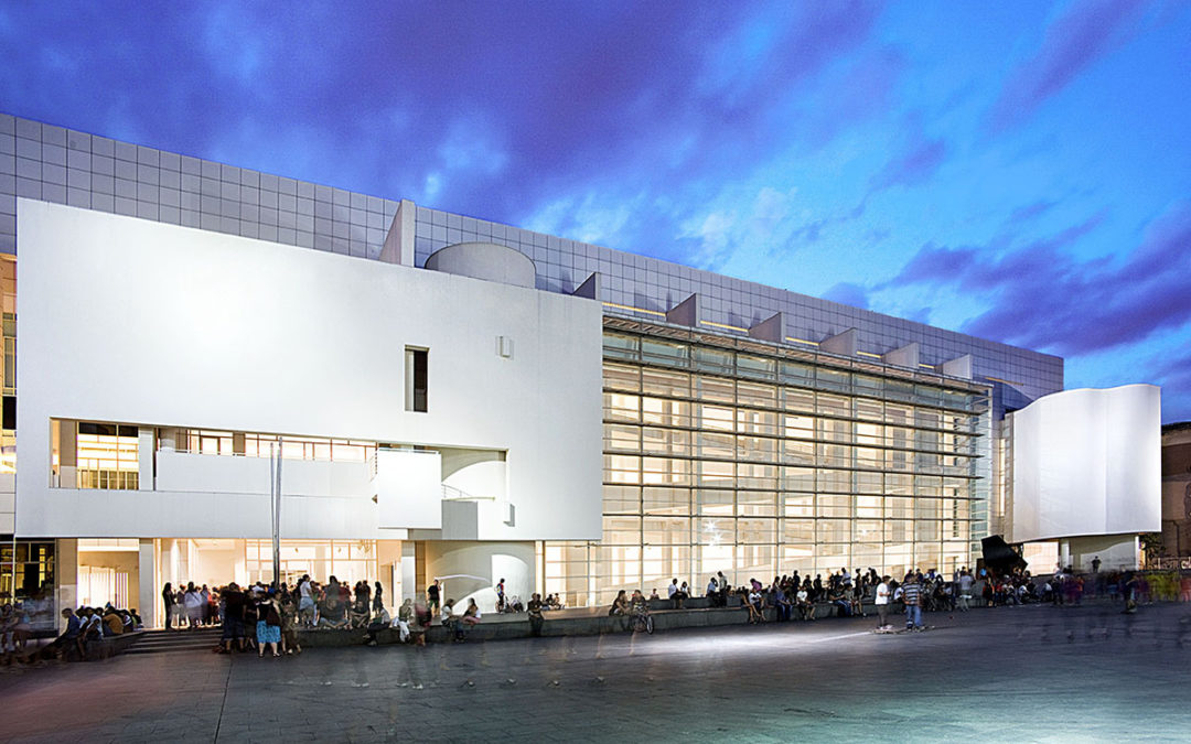 Mercy for the MACBA