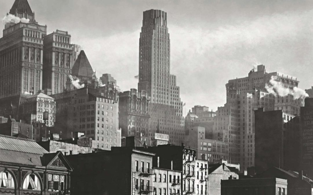 Berenice Abbott: Absolutely Modern