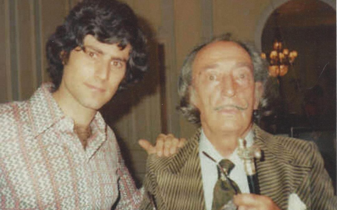 Uri Geller and Salvador Dalí: a paranormal friendship