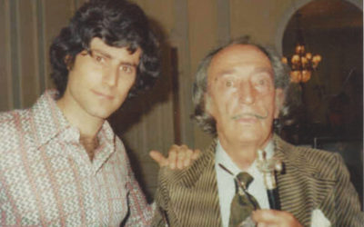 Uri Geller and Salvador Dalí: a paranormal friendship