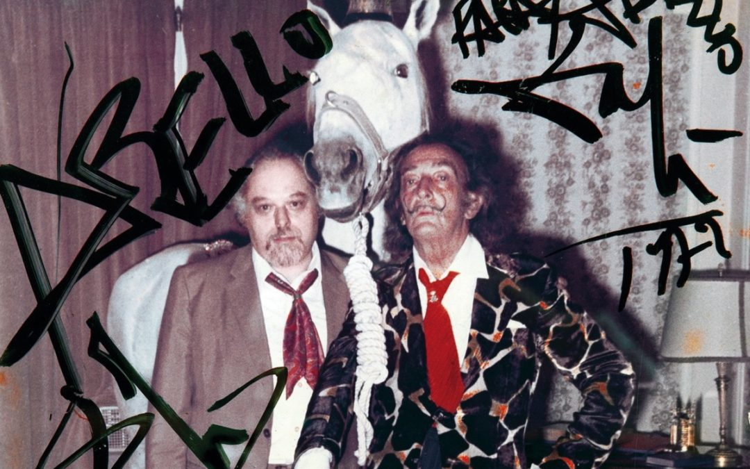 Abelló-Dalí – a tale of friendship