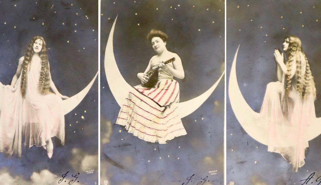 La luna tiene nombre de mujer