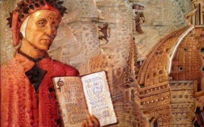 Mirador de Ficción: La barbarie posmoderna (relato de lo que les sucedió a Dante, Leonardo y Bernini a principios del siglo XXI)