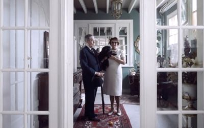 Paul Simon: René and Georgette Magritte with Their Dog After the War